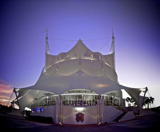La Nouba Theater