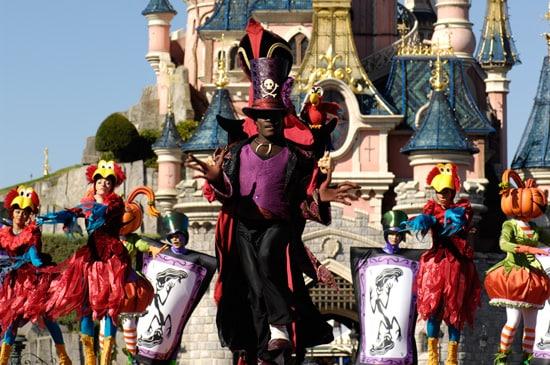 Halloween at Disneyland Paris