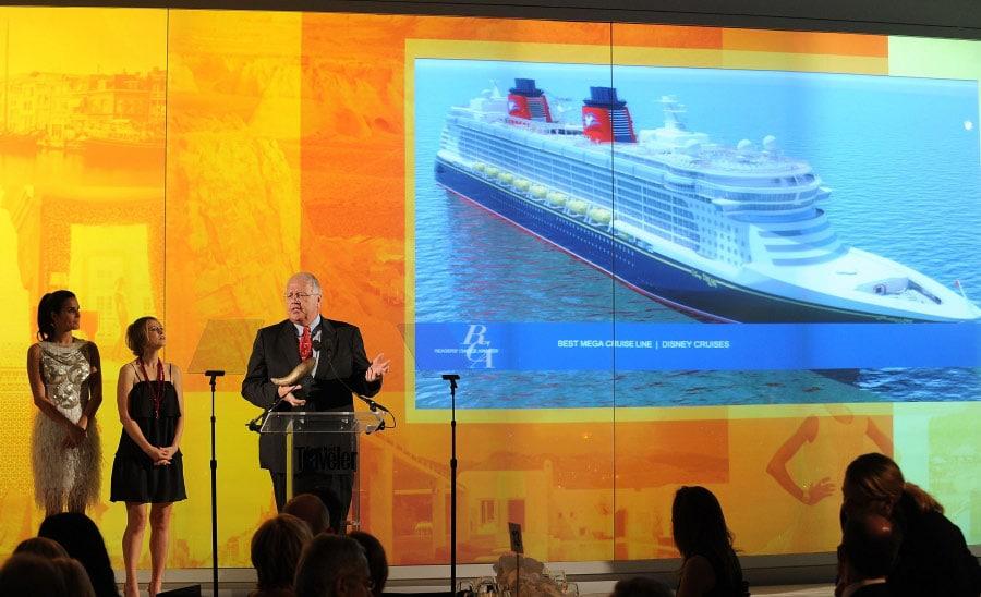 Disney Cruise Line President Karl Holz