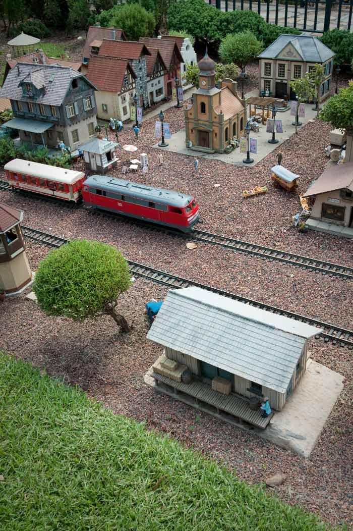 German Miniature Food & Wine Festival