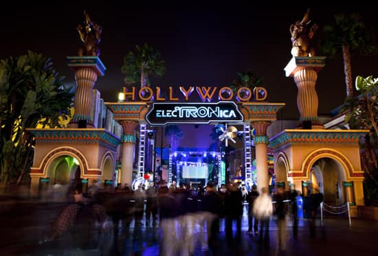 ElecTRONica at Disney California Adventure Park