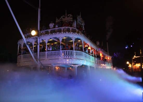 Haunted Voyages Aboard the Mark Twain