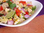 Chicken Chopped Salad at Pollo Campero