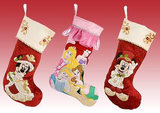 Disney Holiday Stockings