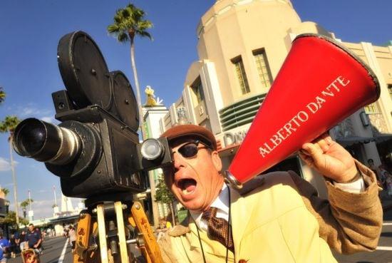 Alberto Dante at Disney's Hollywood Studios