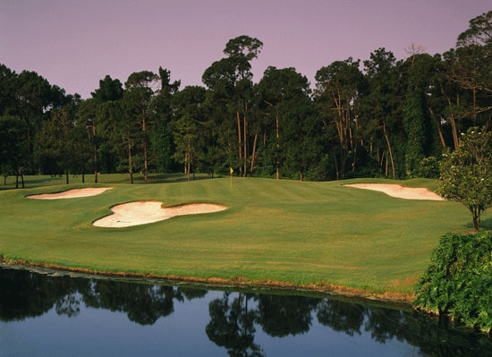 Match Shots with Julius 'Dr. J' Erving at Disney's Palm and Magnolia Golf Courses