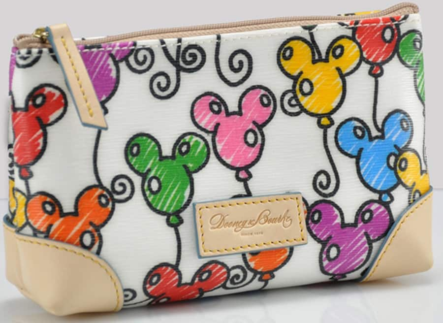 A Piece In The Dooney Bourke For Disney Parks Collection