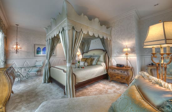 Fairy Tale Suite Bedroom