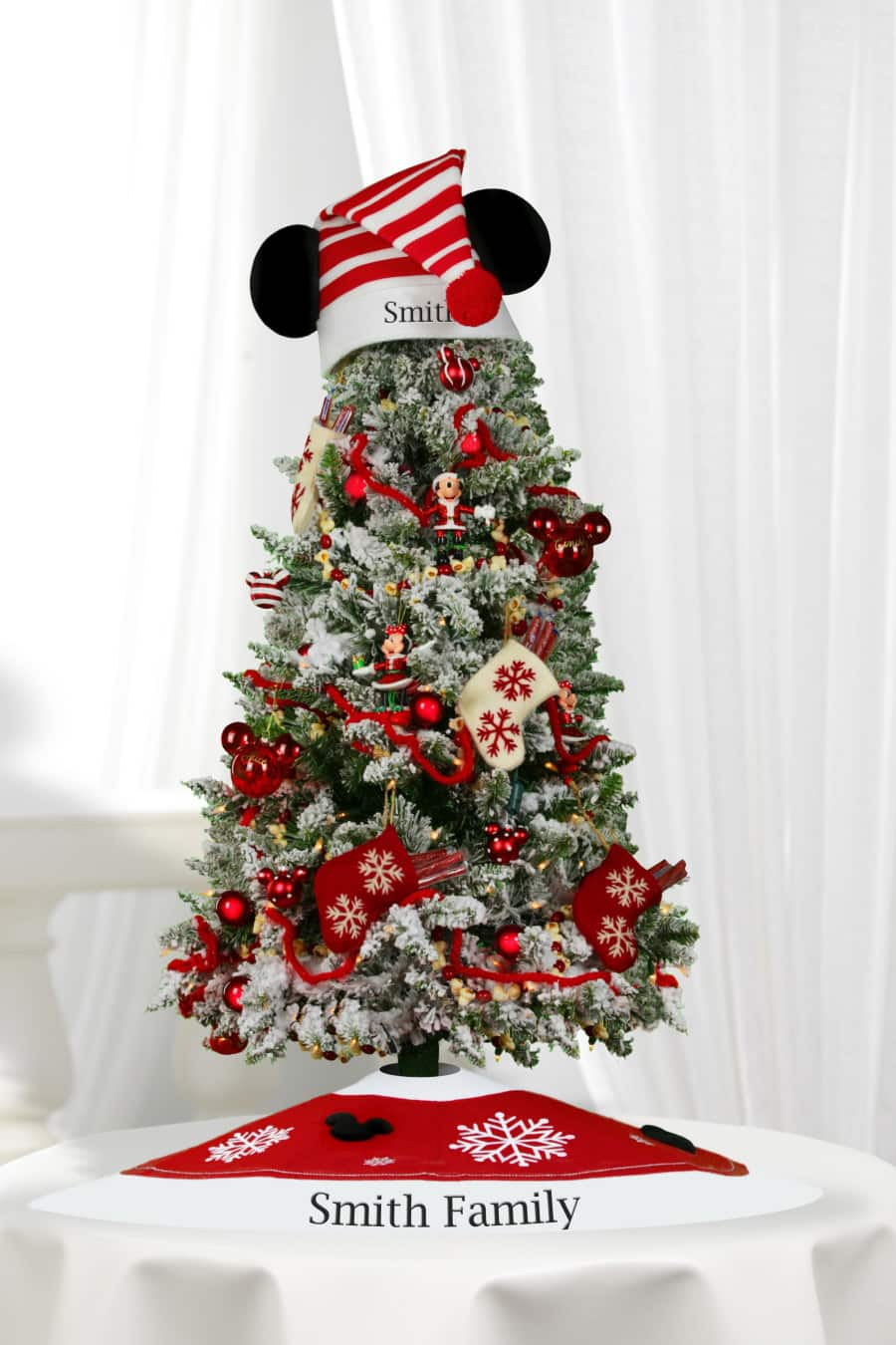 mickeys very merry christmas tree from disney floral gifts - Disney Christmas Tree