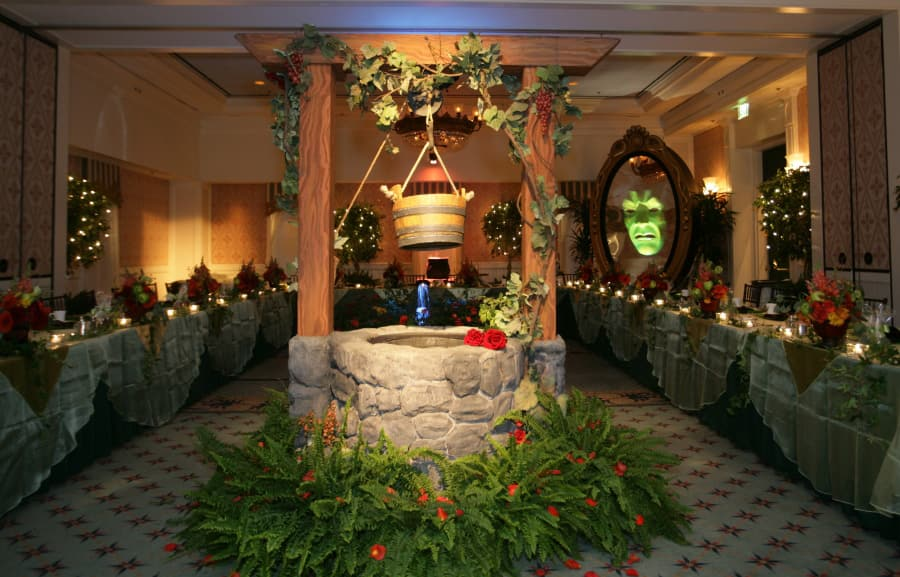 An Enchanted Dinner With Snow White At Walt Disney World