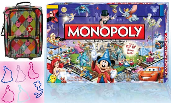 Holiday Gift Ideas from Disney Theme Park Merchandise