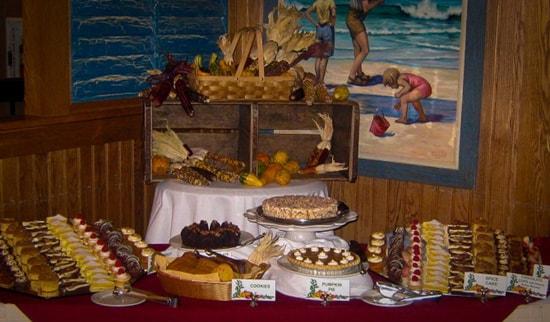 Thanksgiving Brunch at Disney's Vero Beach Resort