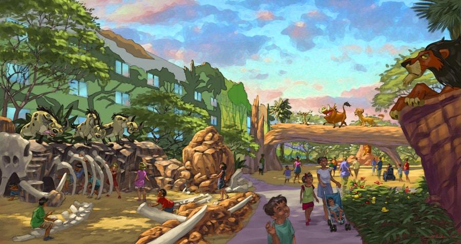 New Images Disney S Art Of Animation Resort Disney Parks Blog