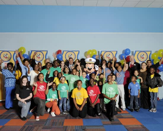 Members of the Boys & Girls Clubs of Central Florida