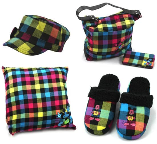 'Holiday Brights' Buffalo Plaid Collection from Disney Theme Park Merchandise