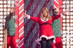 Mariah Carey at the Taping of 'Disney Parks Christmas Day Parade' at Magic Kingdom