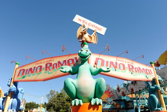 Welcome to Chester & Hester's Dino-Rama! at Disney's Animal Kingdom