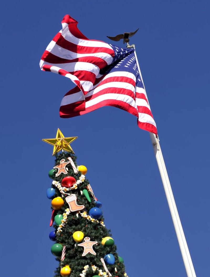 Colors Of Christmas At Magic Kingdom Disney Parks Blog
