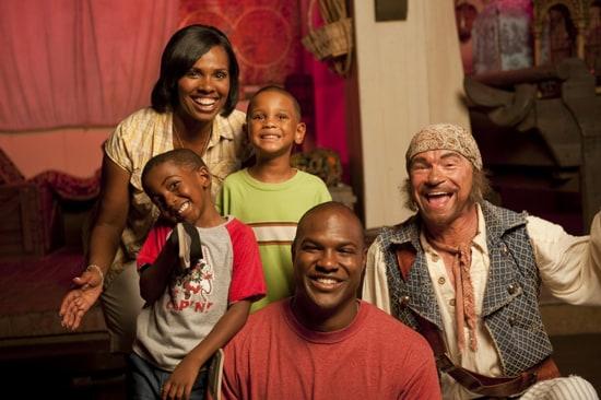 Family Bonding at Walt Disney World