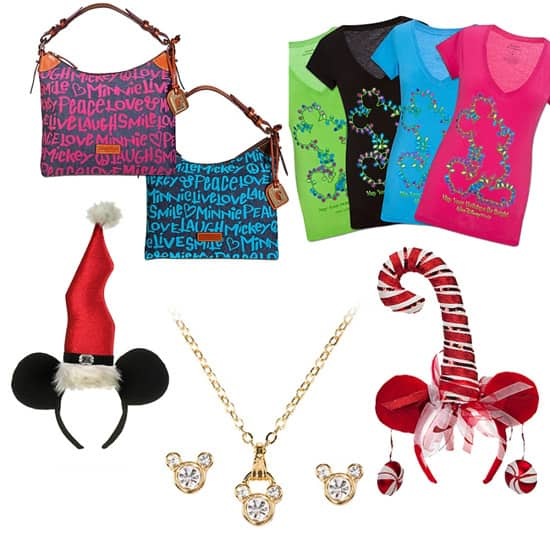 Holiday Gifts from Disney Parks