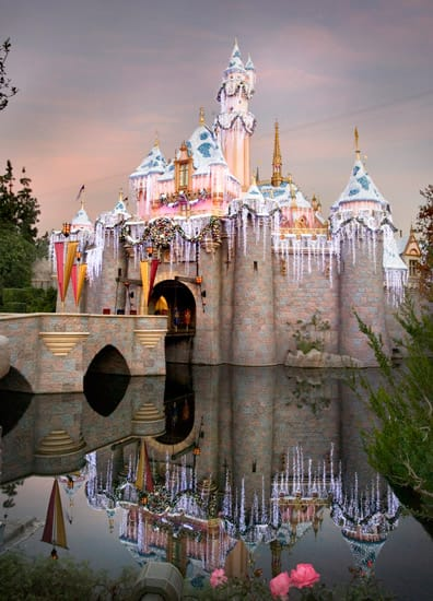 Sleeping Beauty's Castle at Disneyland Park