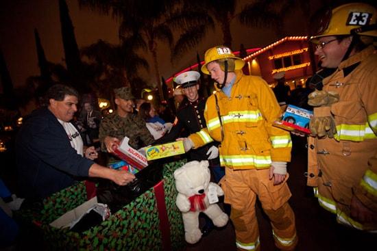 A Season of Giving at Disneyland Resort