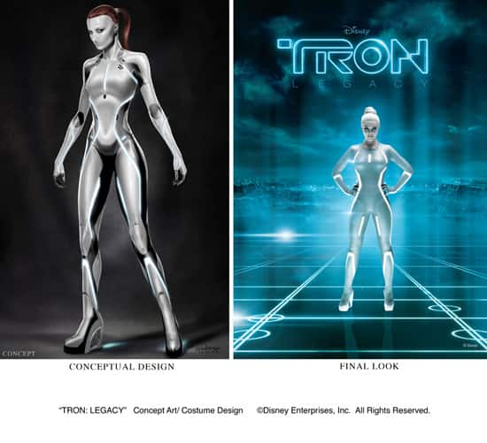 ElecTRONica Costumes Inspired by 'TRON: Legacy'