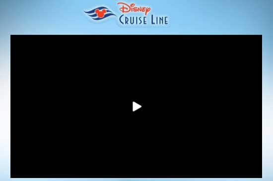 Disney Dream Christening Webcast