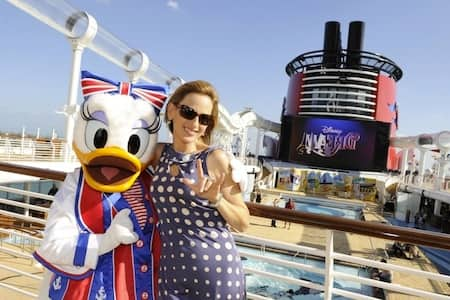 Marlee Matlin on the Disney Dream