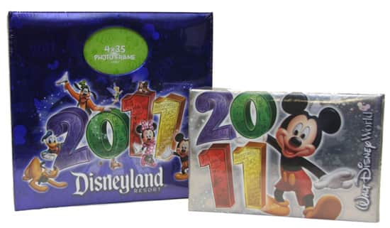 Valentine's Day Photo Albums From Disney Theme Park Merchandise