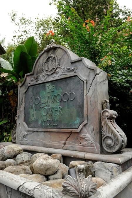 Twilight Zone Tower of Terror at Disney's Hollywood Studios