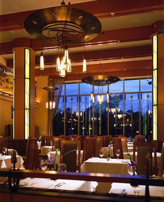 Napa Rose Restaurant at Disneyland Resort