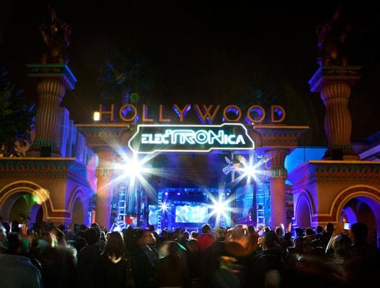 ElecTRONica at Disney California Adventure Park