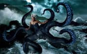 Queen Latifah as Ursula from 'The Little Mermaid'