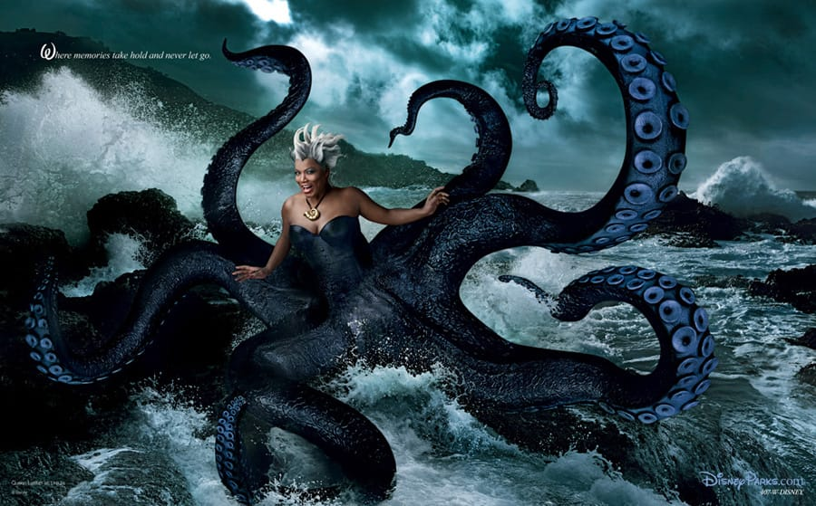 Disney Parks Unveils New Annie Leibovitz Disney Dream Portraits