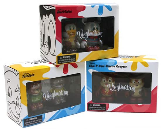 Disney Afternoon Vinylmation Box Sets