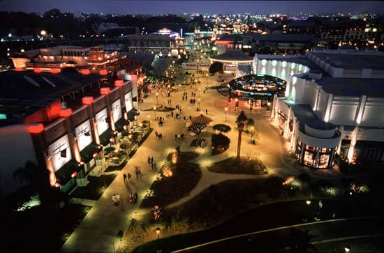 Downtown Disney District at the Disneyland Resort