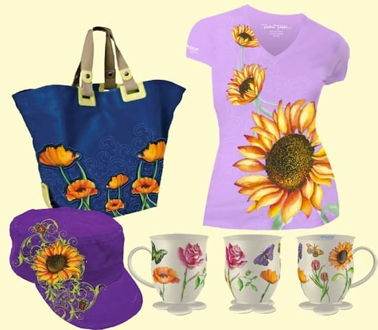 Epcot International Flower & Garden Festival Themed Items