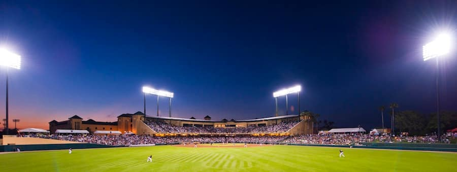 Champion Stadium at Disney