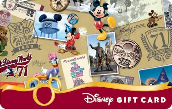The 40th Anniversary Collage Series Gift Cards