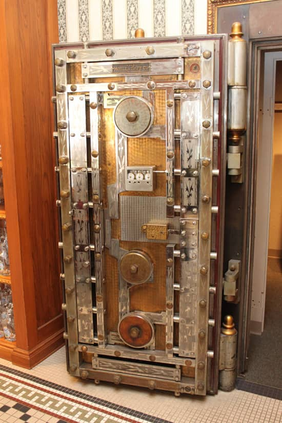 The Vault at The Disney Gallery, Containing Artwork Created by Disney-Inspired Artists