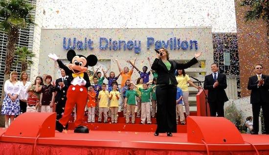 Walt Disney Pavilion at Florida Hospital for Children Opens With Fanfare