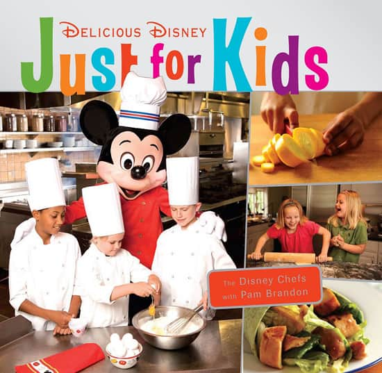 'Delicious Disney Just for Kids' Cookbook