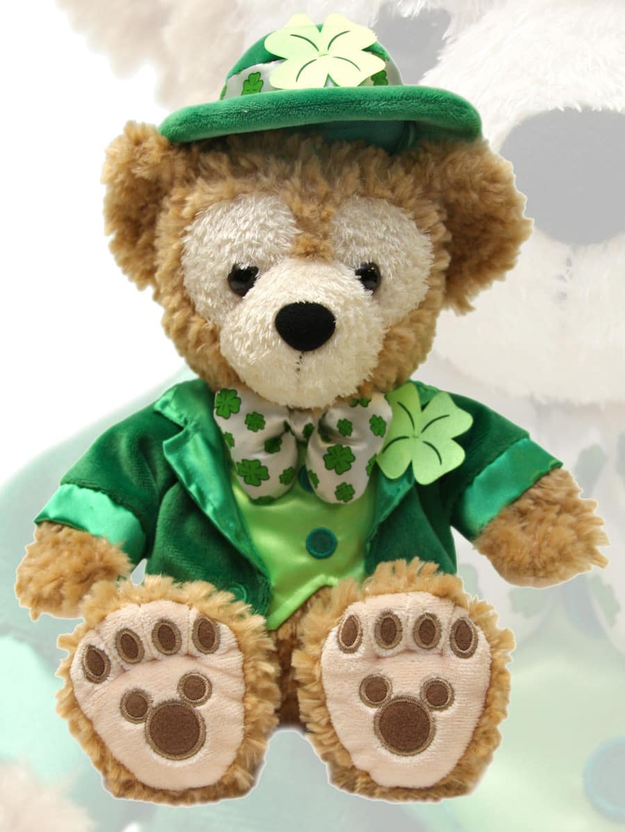 Something green for st patrick s day from disney parks - Disney st patricks day images ...