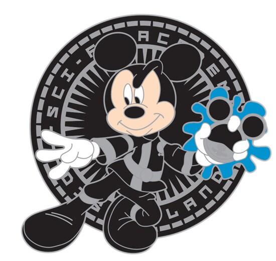 Sci-Fi Academy at Disneyland Resort