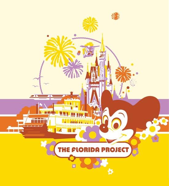 The Florida Project at Walt Disney World
