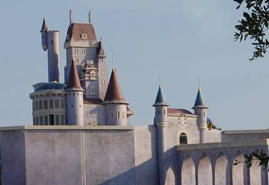 Beast Castle: Behind the Scenes With Walt Disney Imagineers