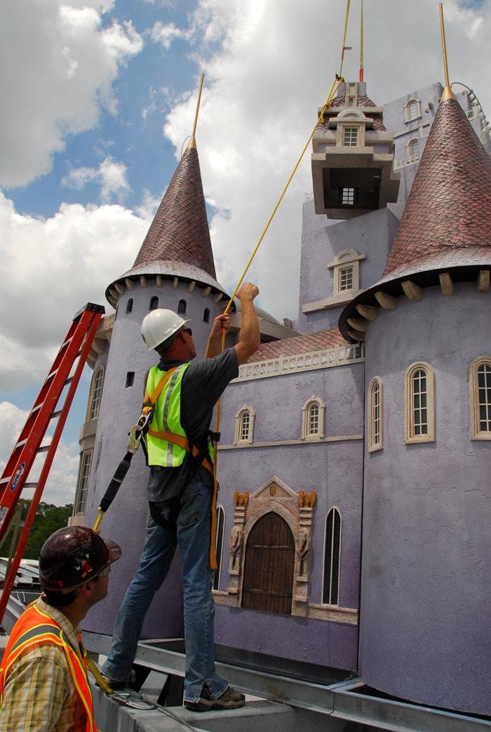 Beast S Castle Behind The Scenes With Walt Disney Imagineers Disney Parks Blog