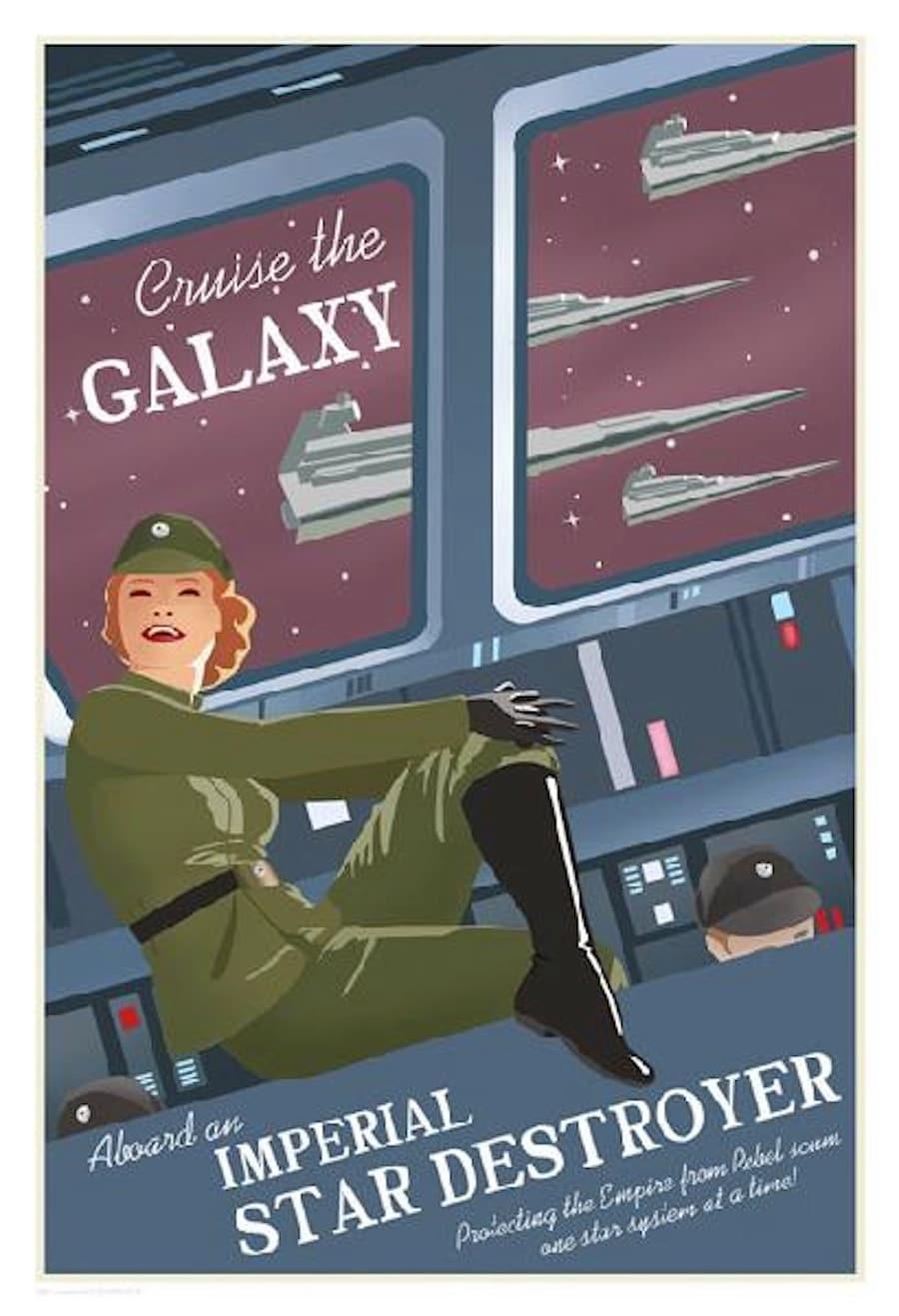 Cruise the Galaxy