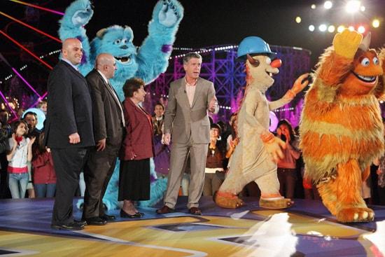 Disney on the Season Finale of 'America's Funniest Home Videos'
